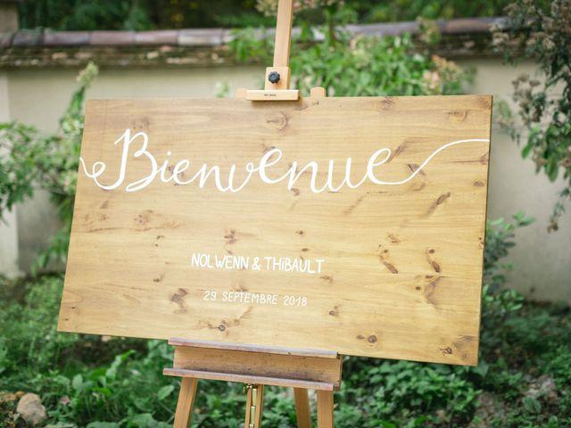 Le mariage de Thibault et Nolwenn à Sens, Yonne 12