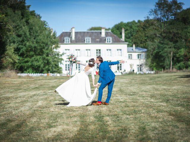 Le mariage de Thibault et Nolwenn à Sens, Yonne 45