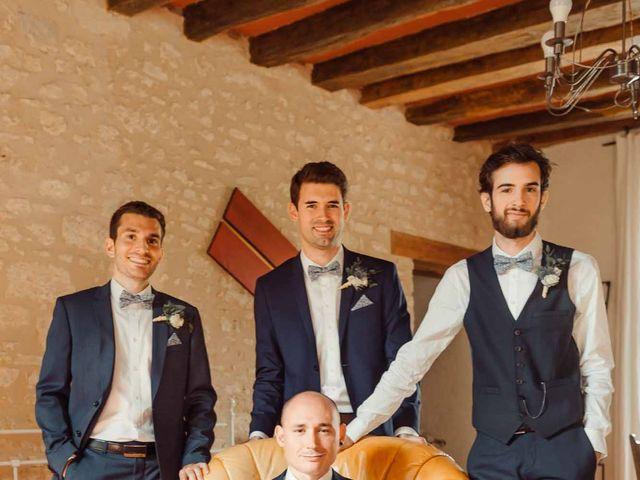 Le mariage de Vincent et Coline à Aunou-sur-Orne, Orne 13