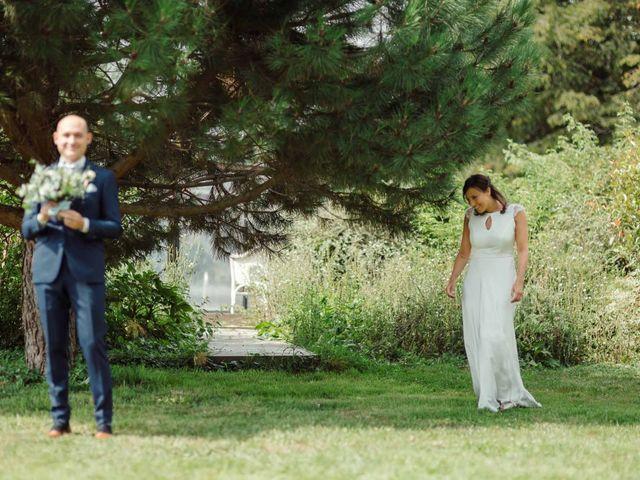Le mariage de Vincent et Coline à Aunou-sur-Orne, Orne 18
