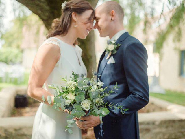 Le mariage de Vincent et Coline à Aunou-sur-Orne, Orne 25