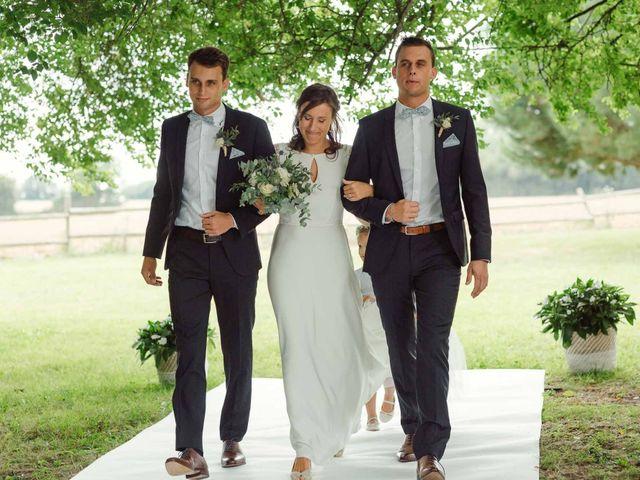 Le mariage de Vincent et Coline à Aunou-sur-Orne, Orne 42