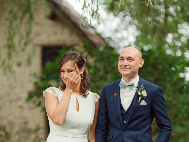 Le mariage de Vincent et Coline à Aunou-sur-Orne, Orne 43