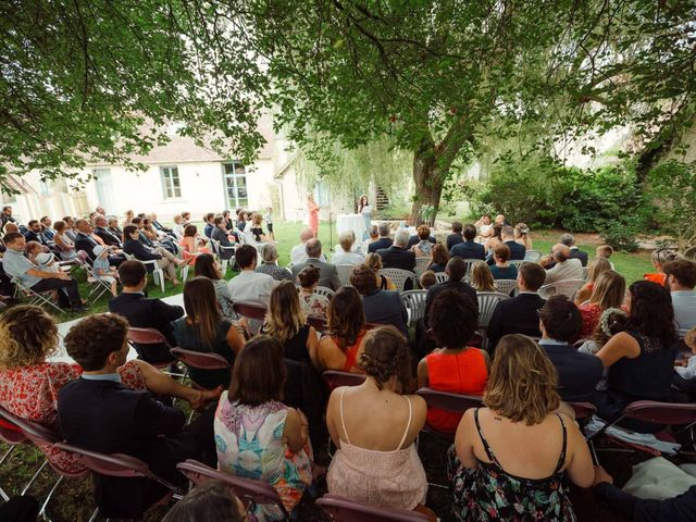 Le mariage de Vincent et Coline à Aunou-sur-Orne, Orne 44