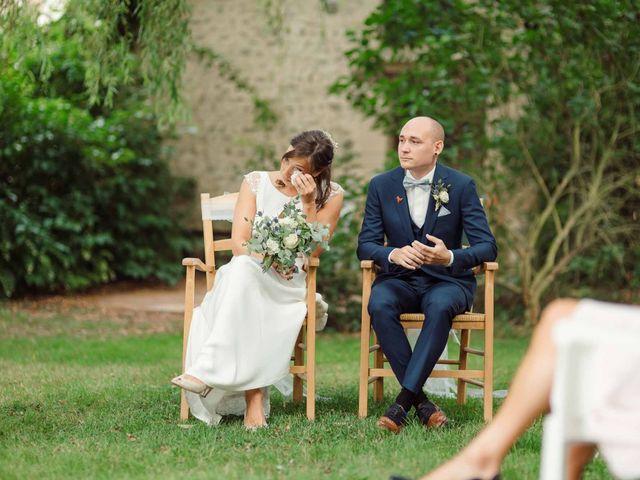 Le mariage de Vincent et Coline à Aunou-sur-Orne, Orne 45