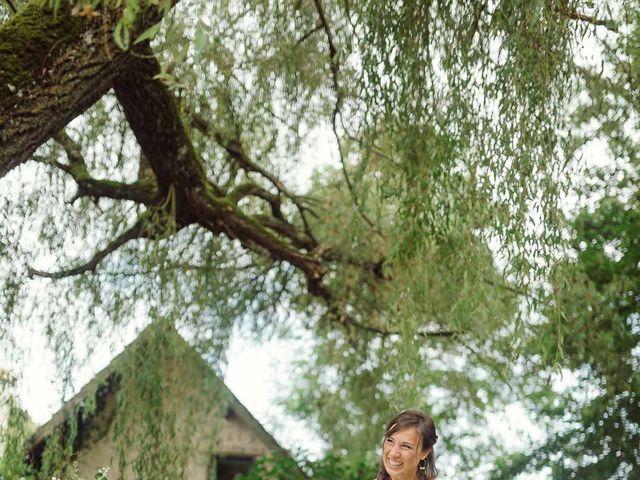 Le mariage de Vincent et Coline à Aunou-sur-Orne, Orne 46