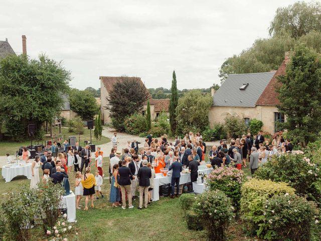 Le mariage de Vincent et Coline à Aunou-sur-Orne, Orne 52