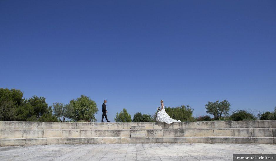 Le mariage de Thomas et Audrey à Saint-Gilles, Gard