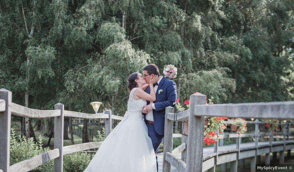Le mariage de Driss et Cyrielle à Vélizy-Villacoublay, Yvelines