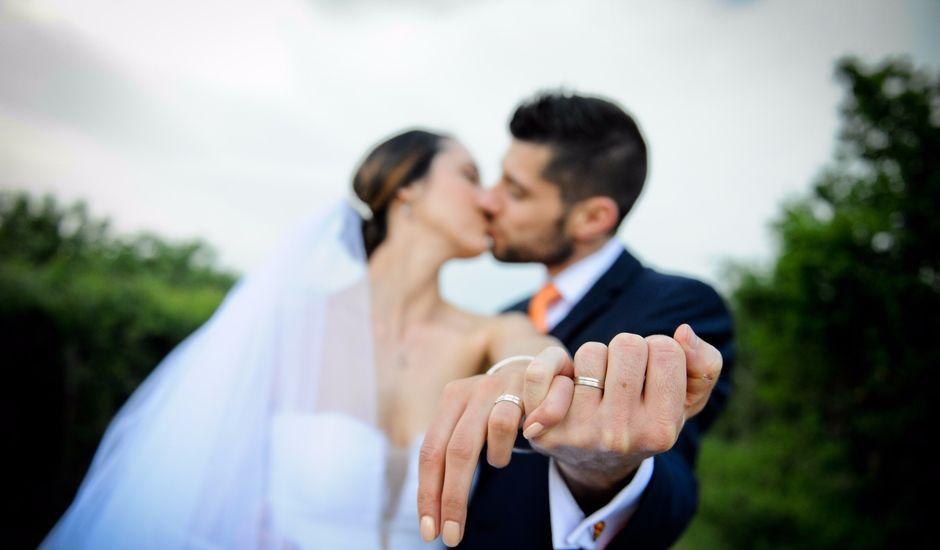 Le mariage de Guillaume et Nelly à Lyon, Rhône