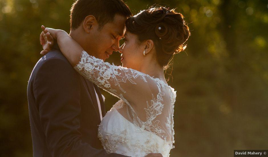 Le mariage de Etienne et Shan à Lésigny, Seine-et-Marne