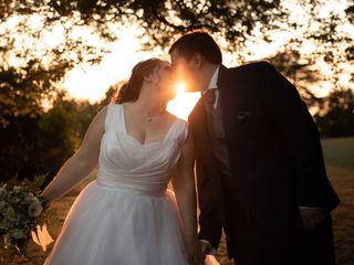 Le mariage de Eléonore et Baptiste