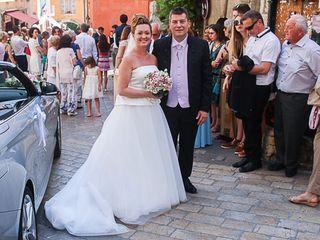 Le mariage de Solange et Guillaume