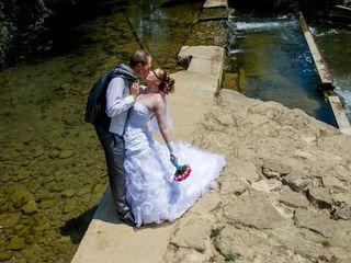 Le mariage de Nicolas et Laëtitia