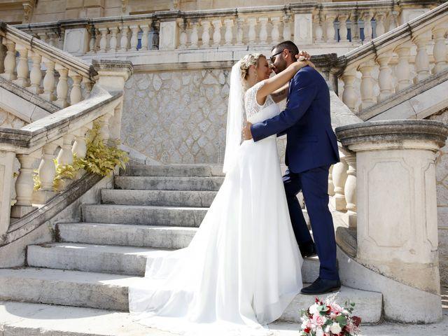 Le mariage de Cédric et Julie à Cuges-les-Pins, Bouches-du-Rhône 8