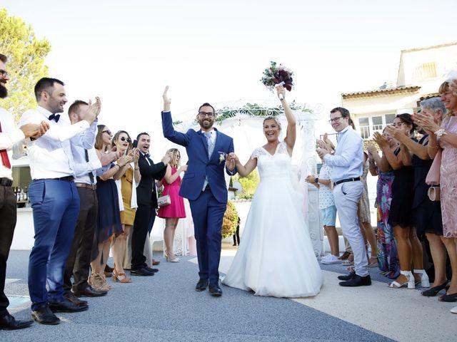 Le mariage de Cédric et Julie à Cuges-les-Pins, Bouches-du-Rhône 12