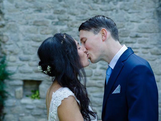 Le mariage de Daphné et Florian