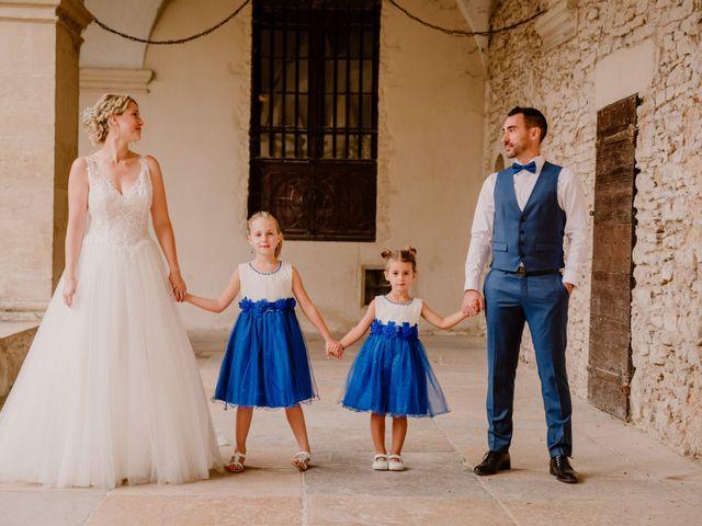 Le mariage de Bastien et Virginie à Meyzieu, Rhône 1