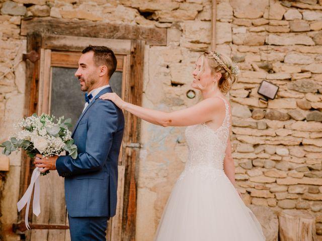 Le mariage de Bastien et Virginie à Meyzieu, Rhône 7