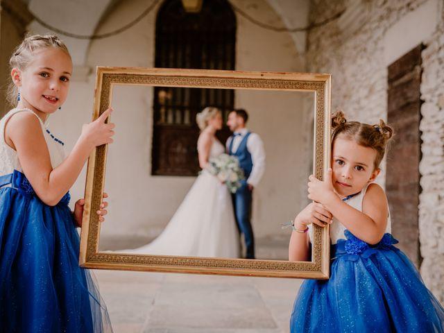 Le mariage de Bastien et Virginie à Meyzieu, Rhône 9