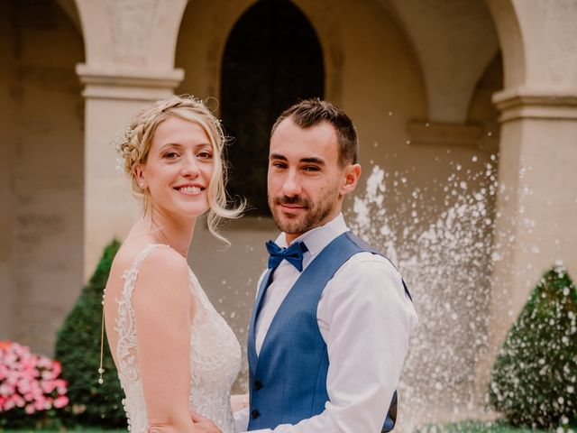 Le mariage de Bastien et Virginie à Meyzieu, Rhône 10