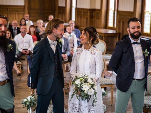 Le mariage de Thibaut et Elisa à Carvin, Pas-de-Calais 7
