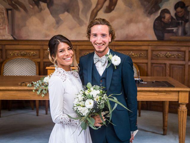 Le mariage de Thibaut et Elisa à Carvin, Pas-de-Calais 8