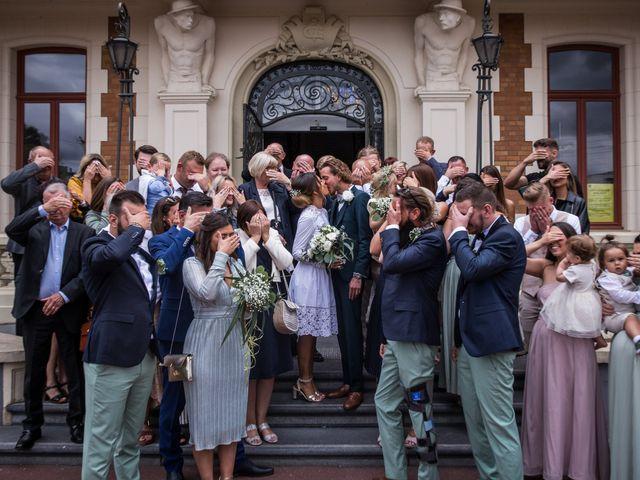 Le mariage de Elisa et Thibaut