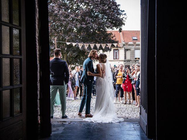 Le mariage de Thibaut et Elisa à Carvin, Pas-de-Calais 37
