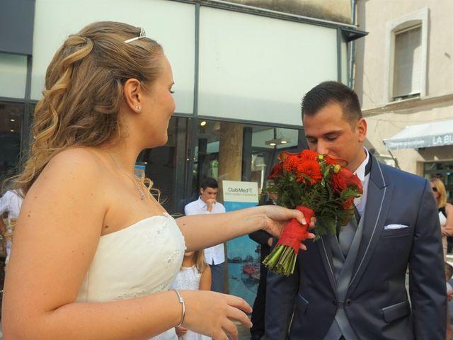 Le mariage de Guillaume et Marjorie à Nîmes, Gard 16