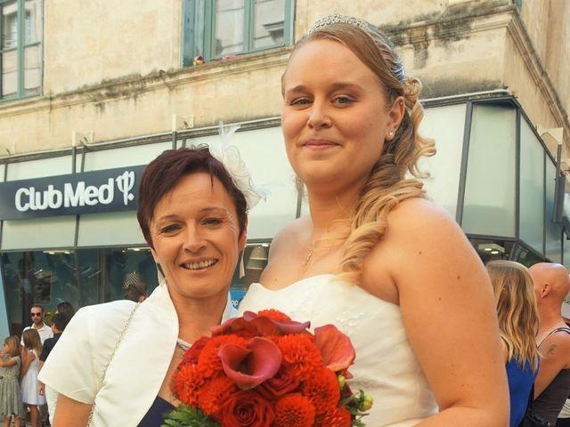 Le mariage de Guillaume et Marjorie à Nîmes, Gard 17