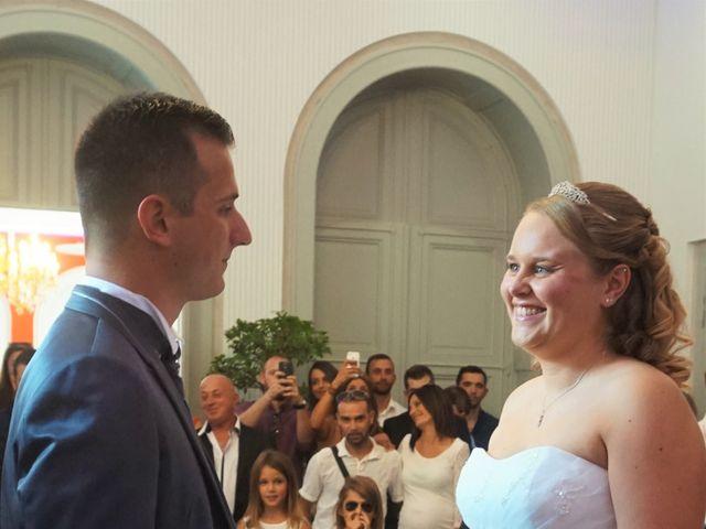 Le mariage de Guillaume et Marjorie à Nîmes, Gard 23