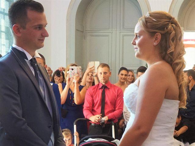 Le mariage de Guillaume et Marjorie à Nîmes, Gard 24