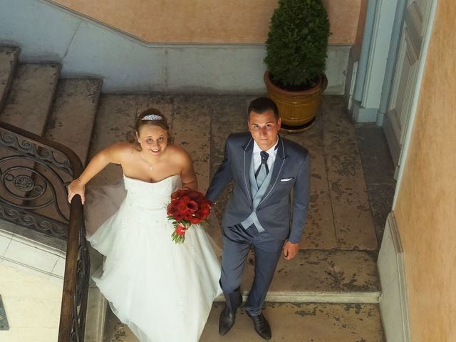 Le mariage de Guillaume et Marjorie à Nîmes, Gard 33