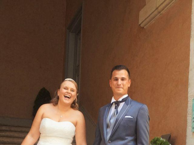 Le mariage de Guillaume et Marjorie à Nîmes, Gard 34