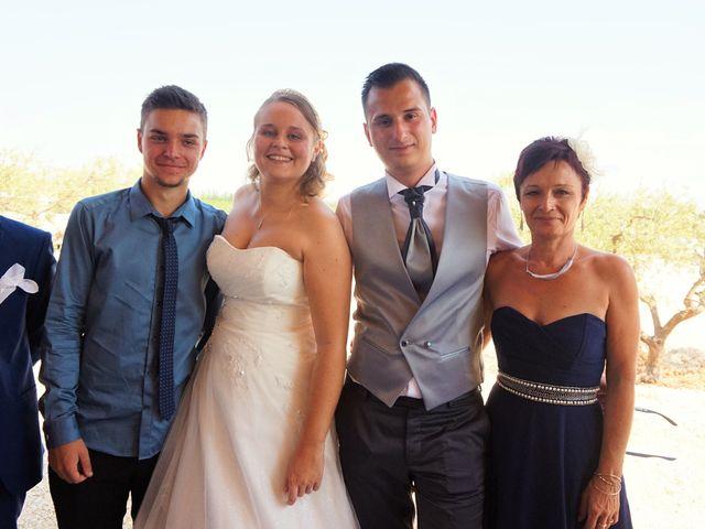 Le mariage de Guillaume et Marjorie à Nîmes, Gard 48