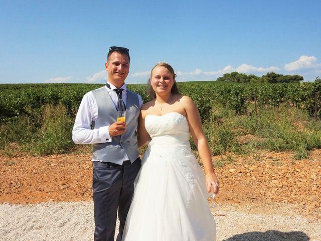 Le mariage de Guillaume et Marjorie à Nîmes, Gard 50