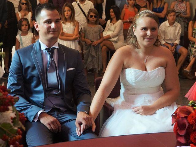 Le mariage de Marjorie et Guillaume