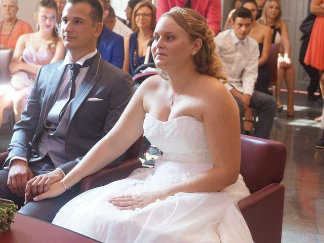 Le mariage de Guillaume et Marjorie à Nîmes, Gard 1