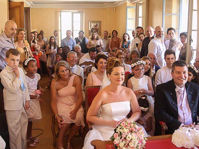 Le mariage de Guillaume et Solange à Valbonne, Alpes-Maritimes 6
