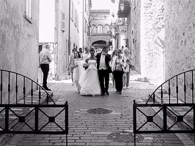 Le mariage de Guillaume et Solange à Valbonne, Alpes-Maritimes 17
