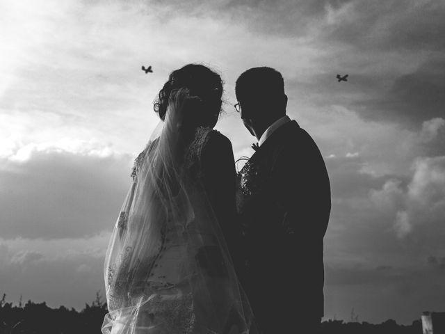 Le mariage de Guillaume et Elodie à Lédenon, Gard 1