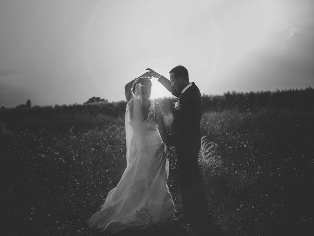 Le mariage de Guillaume et Elodie à Lédenon, Gard 4