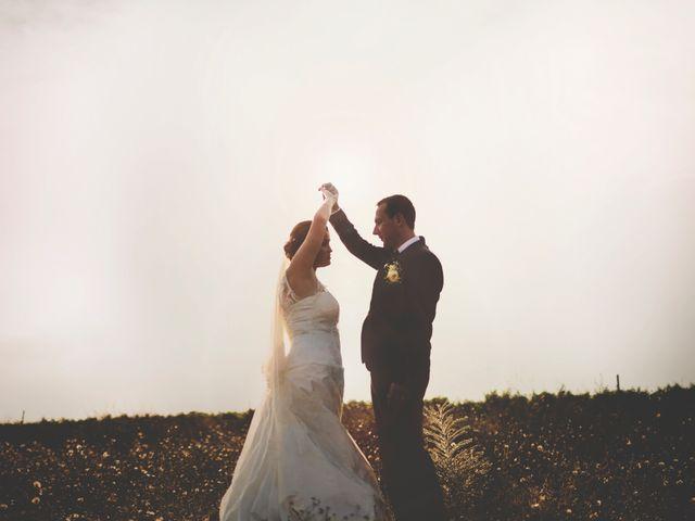 Le mariage de Guillaume et Elodie à Lédenon, Gard 5