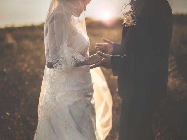 Le mariage de Guillaume et Elodie à Lédenon, Gard 7