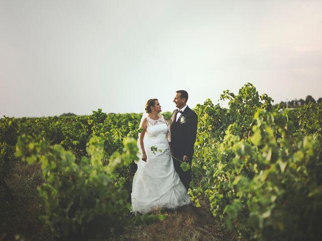 Le mariage de Guillaume et Elodie à Lédenon, Gard 10