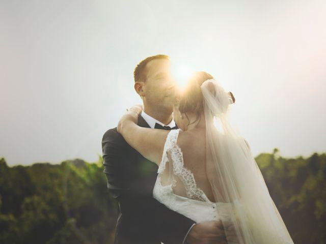 Le mariage de Guillaume et Elodie à Lédenon, Gard 11