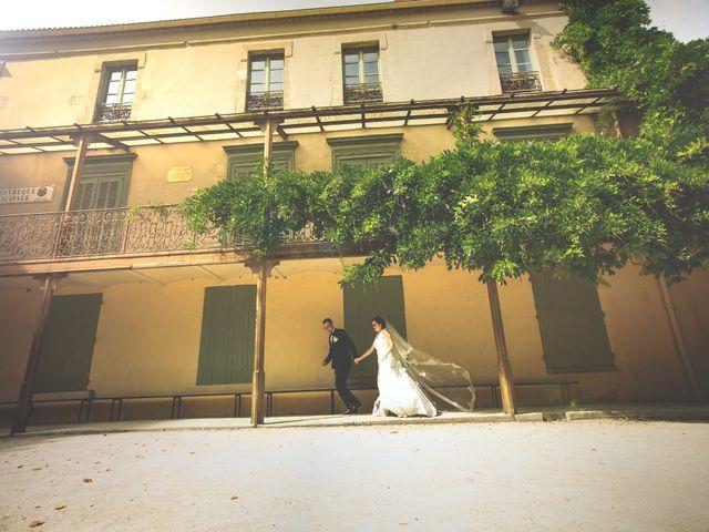 Le mariage de Guillaume et Elodie à Lédenon, Gard 14