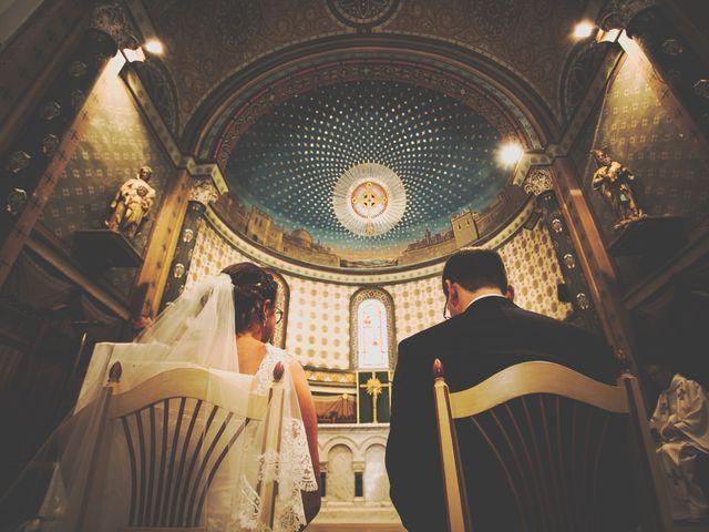Le mariage de Guillaume et Elodie à Lédenon, Gard 16