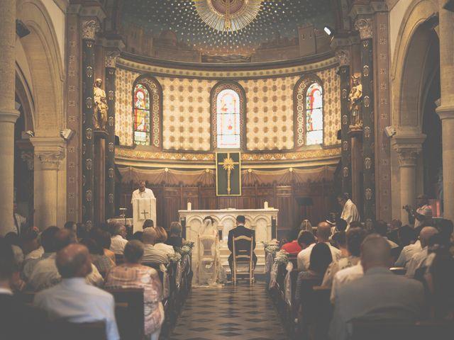 Le mariage de Guillaume et Elodie à Lédenon, Gard 17